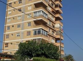 Apartamento SIERRA Y MAR, apartment in Benicàssim