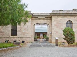 The Old Mount Gambier Gaol: Mount Gambier, Mavi Göl yakınında bir otel