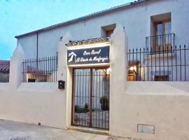 Casa Rural el Rincón de Monfragüe, casa rural en Malpartida de Plasencia