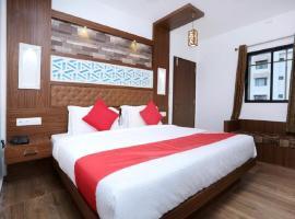 QUBE HOTEL, hotel in Cochin