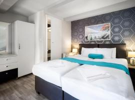 Hotel Mika Downtown, hotel near Hungarian State Opera House, Budapest