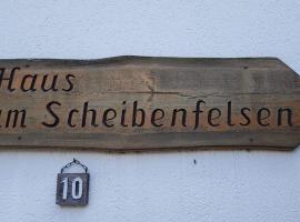 Haus am Scheibenfelsen, hotel in St. Blasien