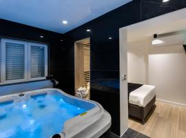 Marcius Luxury Apartment with jacuzzi & sauna, apartment in Zadar