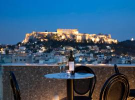 The Pinnacle Athens, apartament a Atenes