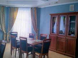 House Na Kashtanovoj, guest house in Kaliningrad