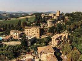 Antico Borgo Di Tabiano Castello - Relais de Charme, hotell i Tabiano