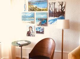 Appartement 1Bijou, hôtel à La Chaux-de-Fonds près de: Cret - Meuron T-bar