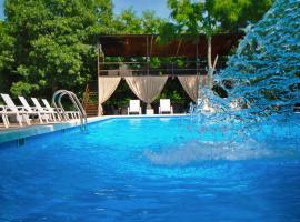 Park Hotel Polyana, отель в Дивноморском