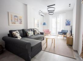 Spacious Unique Luxurious Central, apartment in Thessaloniki