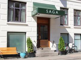 Saga Hotel, hotel near Nørreport S-Train Station, Copenhagen