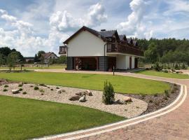Leśne Zacisze, family hotel in Swornegacie