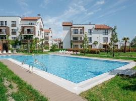 ApartHotel Imeretinsky - Parkovy Kvartal, apartment in Adler