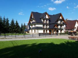Tatrzańska Przystań – hotel w pobliżu miejsca Harenda w Zakopanem