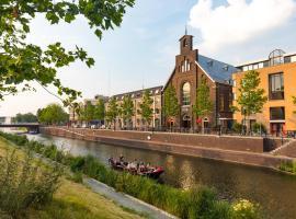 BUNK Hotel Utrecht, hotel in Utrecht