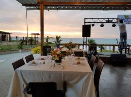 Hotel Punta Azul, hotel em Pedernales