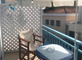 MEROPI STUDIOS: Limenas'ta bir otel