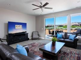 Pride of the Ledges, apartment in St. George