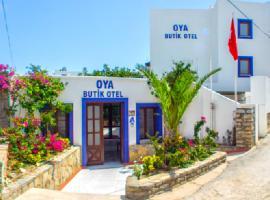 Hotel Oya & Suites, отель в Бодруме