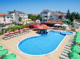 Hotel Stefanov 1, hotel in Lozenets