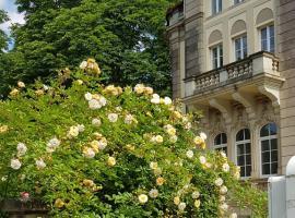 Hotel-Villa Lalee, hotel near Panometer Dresden, Dresden