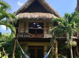 Celeste Del Mar Eco-Hotel, hotel en Mazunte