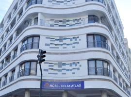 HOTEL DELTA ATLAS, hotel near Ancient Medina of Casablanca, Casablanca