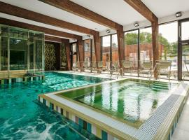 Wasa Resort Hotel, Apartments & SPA, отель в Пярну