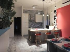 Blue Home, apartment in Salerno