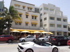 Casa Grande Apartments 206, serviced apartment in Miami Beach