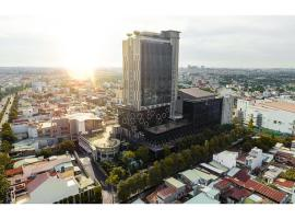 The Mira Central Park Hotel, hotel in Bien Hoa