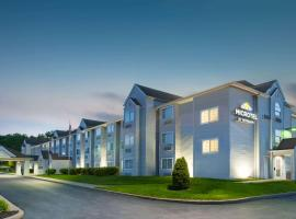 Microtel Inn & Suites by Wyndham Pittsburgh Airport, hotel near Pittsburgh International Airport - PIT, Robinson Township