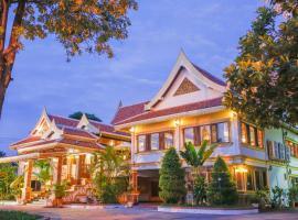 E-Outfitting Vang Thong Hotel, hotel in Luang Prabang