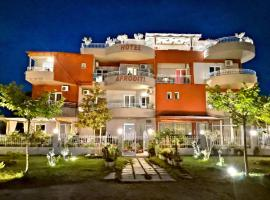 Afroditi, accessible hotel in Paralia Katerinis