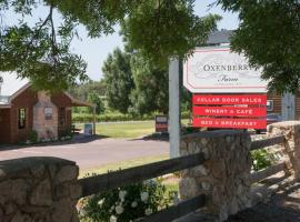 OXENBERRY FARM, hotel in McLaren Vale