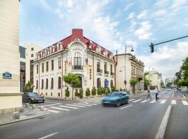 Le Boutique Hotel Moxa, hotel near Gara de Nord Metro Station, Bucharest