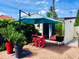 La Cuisine d'été de BeaunAmour, appartement à Beaune