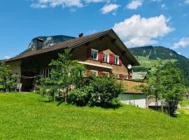 Haus Stabentheiner, hotel in Au im Bregenzerwald