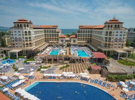 Мелиа Съни Бийч - Ол инклузив, хотел в Слънчев бряг