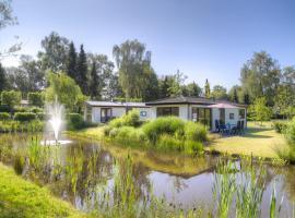 TopParken – Recreatiepark de Wielerbaan, hotel in Wageningen