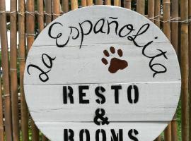 La Españolita Resto & Rooms, hotel in El Nido