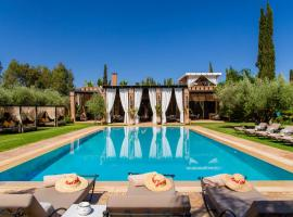 Riad Jawad & Spa, Hotel in Marrakesch