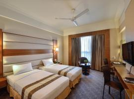 Pearl View Hotel Prai, Penang, spa hotel in Perai
