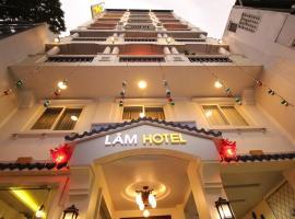 Lam Hotel, khách sạn gần Ga Hòa Hưng, TP. Hồ Chí Minh