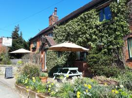 Olive Tree Guest House, hotel in Uttoxeter