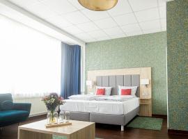 Pallas Hotel, hotel u gradu Darmštat