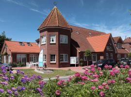 Landhotel Bauernstuben, Hotel in Neuharlingersiel