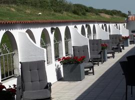 Vakantieappartementen Stuifkenszand, hotel in Hoek van Holland