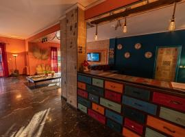 Athina Design - Boutique GuestHouse, hotel in Athens