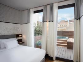 Praktik Èssens, hôtel à Barcelone près de: Métro Passeig de Gràcia