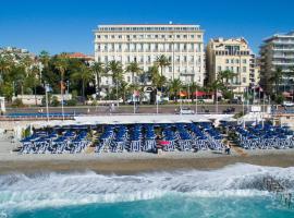 Hôtel West End Promenade, hotel din Nisa